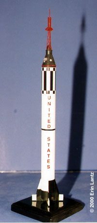starship modeler realspace models mercury redstone