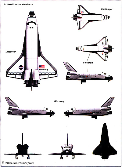 Spacecraft Scale Drawings - Pics about space